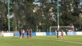 20150103Tertiary Rugby invitational Sevens ST1vsCUHK(part1)