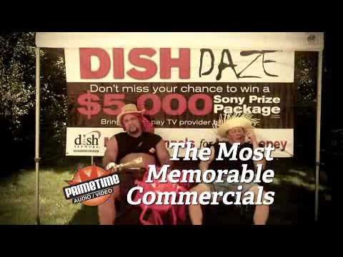 Primetime Audio Video Memorable Commercials
