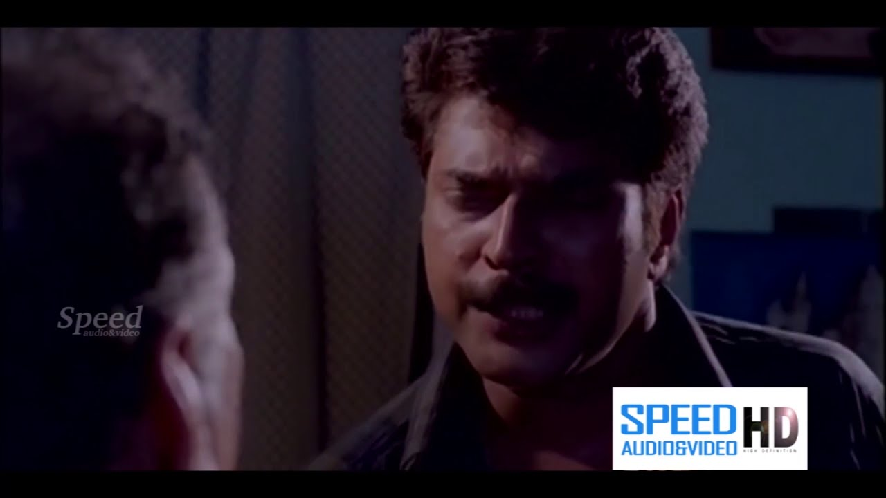 Mammoottysuper Hit Action Movie Malayalam Comedy Movie