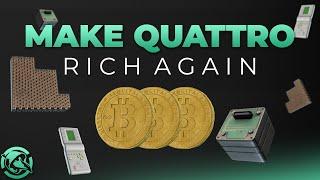 Make Quattro Rich Again | Stream Highlights - Escape from Tarkov