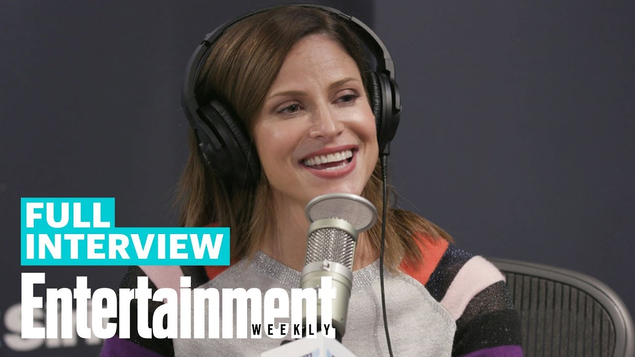 Andrea Savage On Her Comedy Series 'I'm Sorry', Interview Podcast & More