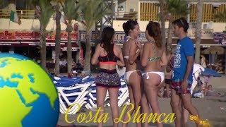 Our Spanish beach, Costa Blanca