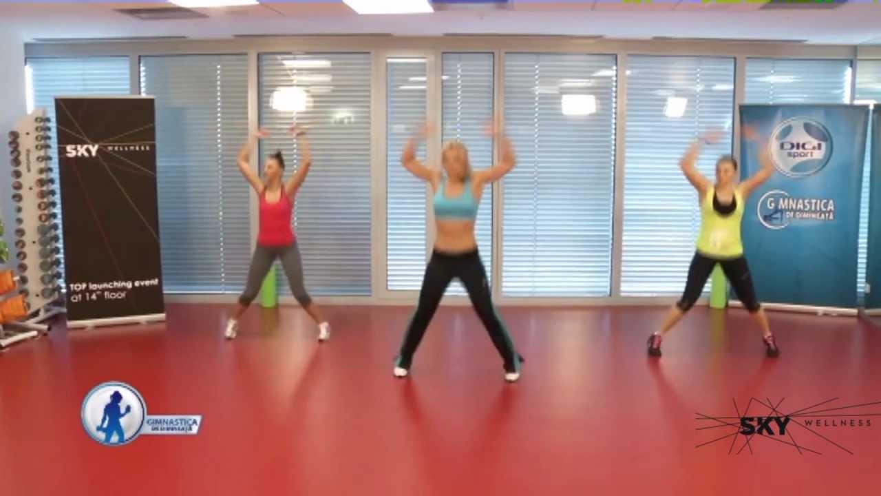 Gimnastica video varicoase picioare