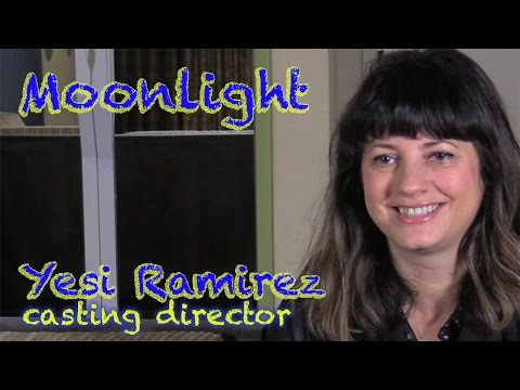 DP/30: Moonlight, casting director  Yesi Ramirez
