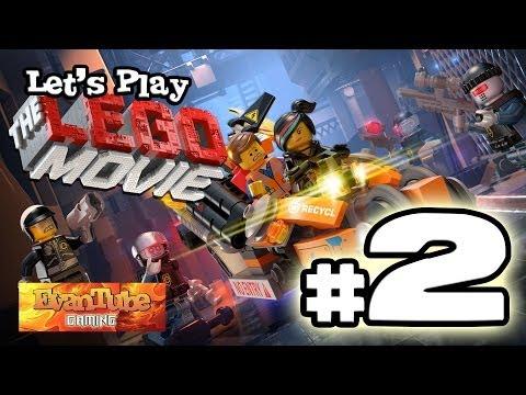 The LEGO Movie Videogame - The Bonus Room Free Roam / Gold Bricks