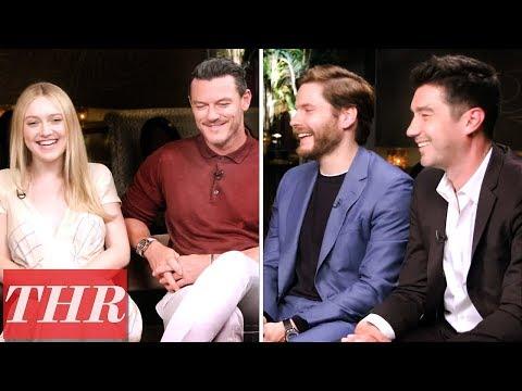 'The Alienist': Closer Look With Dakota ning, Luke Evans, Daniel Brühl, Jakob Verbruggen  THR