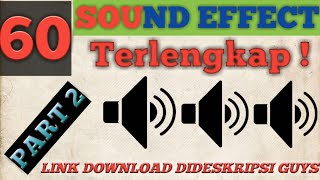 Sound Effect Terlengkap EXE Part 2