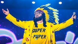 "Мега шоу DZIDZIO ""SUPER-PUPER"" на ""Арені Львів"" (26.05.2018)"