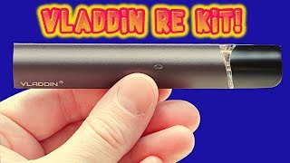This BLOWS AWAY ALL Other Refillable Pod Kits! The Vladdin RE! BEST Vape For Beginners!