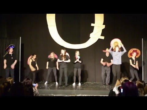 Monday - KSS Airband 2016   The Guess Whos , Prestige Worldwide , Below Average  