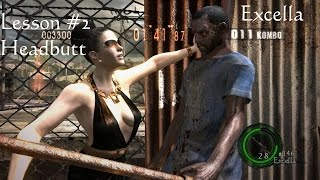 Resident Evil 5 Gold PC - #2 dark Excella with ironhead