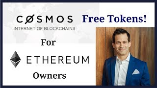 Cosmos hard spoon for Ether (ETH) owners who hold coins directly on blockchain, not in an exchange