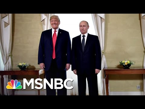 Donald Trump's 'Decapitation Of His Own Intelligence Community' | Deadline | MSNBC