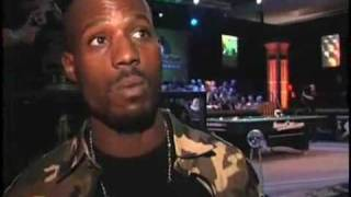 Gangsta Rapper DMX High as a Kite