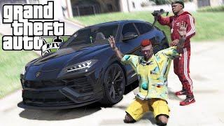 Sfera Ebbasta su GTA Online!?! -Tutorial Personaggi- [GTA Online]
