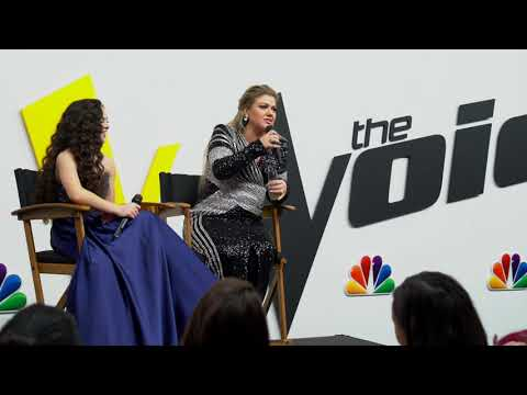 The Voice Finale Press Conference Highlights with Chevel Shepherd & Kelly Clarkson