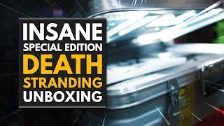 INSANE DEATH STRANDING SPECIAL EDITION UNBOXING