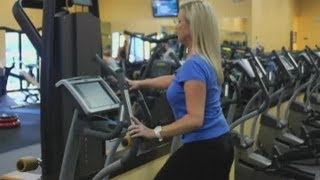 What Is the Difference Between an Elliptical & a Cross Trainer? : Shaping Up