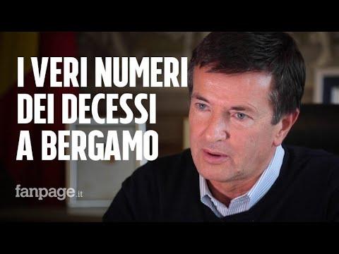 Coronavirus, Gori (sindaco Bergamo): 'I morti sono molti di più, stime Lombardia inattendibili'