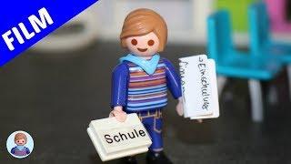 Playmobil Film deutsch - Brief aus der Schule - Playmgeschichten