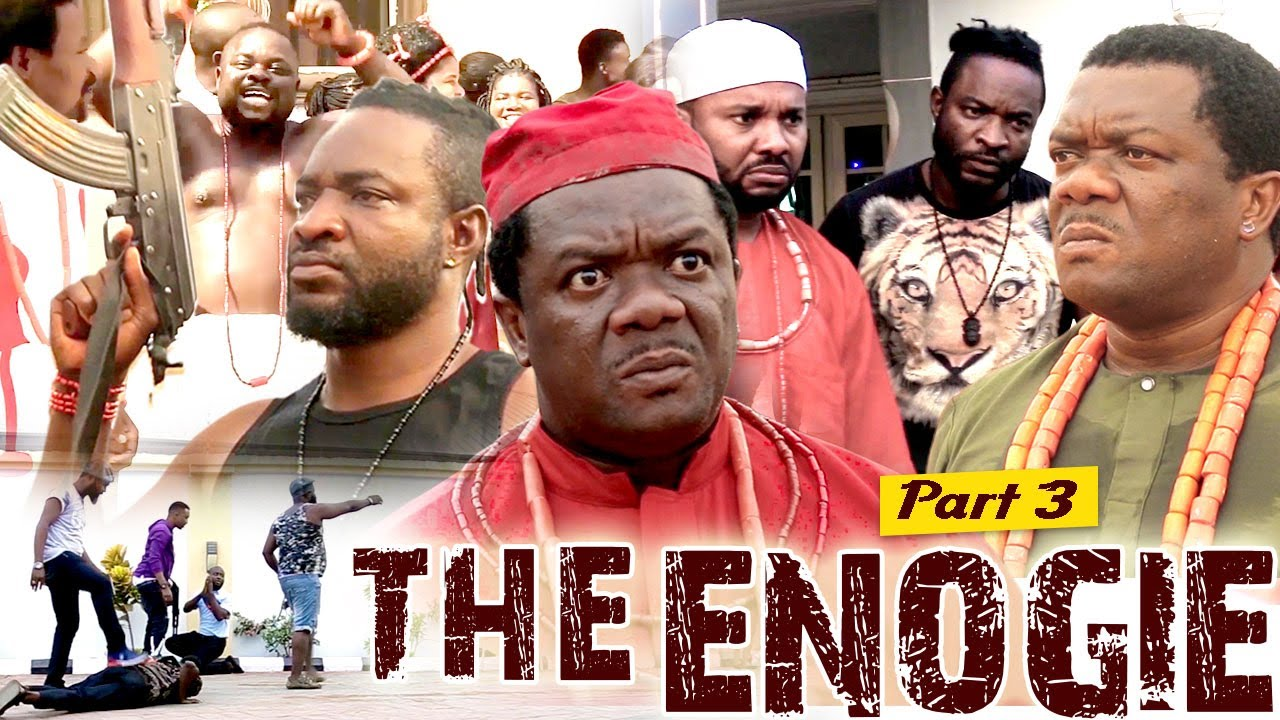 Download THE ENOGIE [PART 3] - LATEST NOLLYWOOD MOVIES 2021