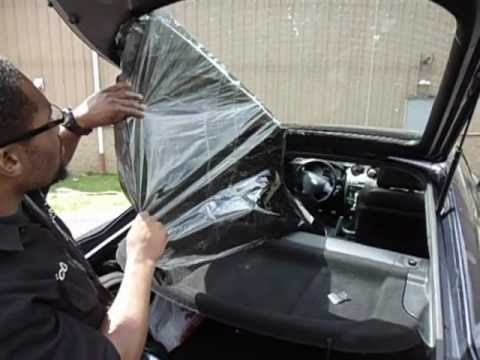 DIY Window Tint Removal off Rear Window at 215 Motoring ...