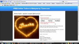 FREE Online Tuition in Malaysia by TJune.com