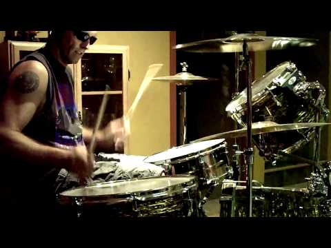 Ramones - Cretin Hop - Drum Cover