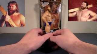 WWE Hacksaw Jim Duggan Mattel Legends Series 3 Action Figure Review