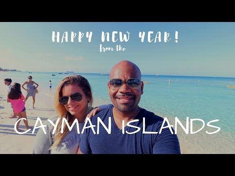 New Year's Eve in the Cayman Islands | Travel Vlog