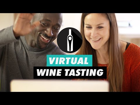 wine article Introducing Virtual Wine Tasting