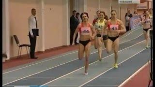 В Новочебоксарске стартовали чемпионат и первенство Приволжья по лёгкой атлетике