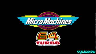 [Nintendo 64] Micro Machines 64 Turbo OST: Track 9 - Game Over