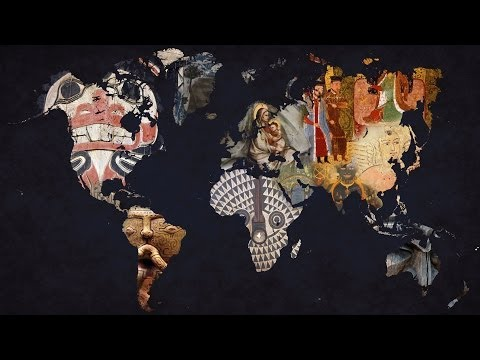 Video image: A brief history of religion in art - TED-Ed