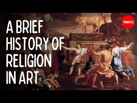 A brief history of religion in art - TED-Ed