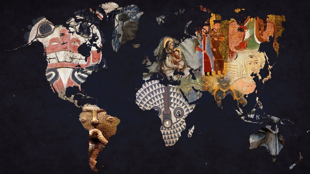 History Of Religion In Art - Ted-ed