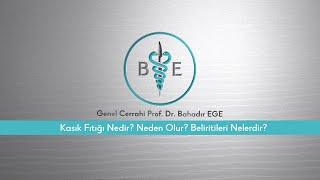 Kasık fıtığı nedir? Neden olur? Belirtileri nelerdir?  / Prof. Dr. Bahadır Ege