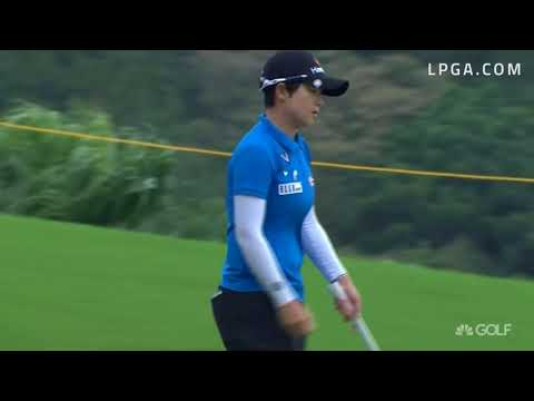 Eun Hee Ji Third Round Highlights - 2017 Swinging Skirts LPGA Taiwan Championship