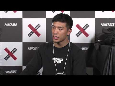 2020.10.25 試合後 interview 平岡