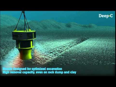 Mass Flow Excavation - Deep C Blower