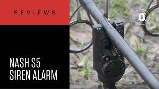 Nash Siren S5 Bite Alarm