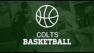Colts Basketball vs Medina Mavericks 1 7 18