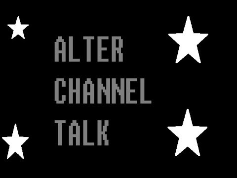 ALTER CHANNEL TALK