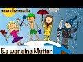 🎵 Es war eine Mutter - Kinderlieder deutsch | Kinderlieder zum Mitsingen - muenchenmedia