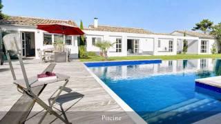 Immobilier de luxe : propriété d'exception sur l'île de Ré