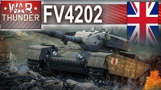 FV4202 - jak wygląda i sobie radzi w War Thunder