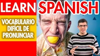 spanish vocabulary pronunciation speak spanish like a spaniard