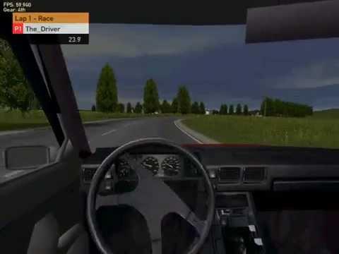 symulator jazdy polonezem