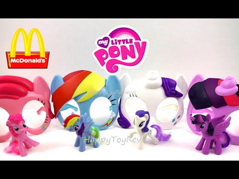 my little pony mcdonalds