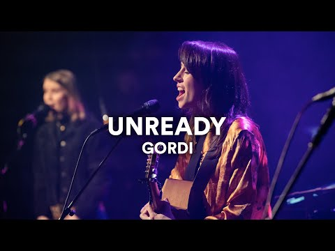 Unready (Live At Sydney Opera House)